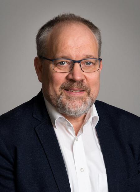 Billede af biskop Elof Westergaard